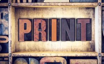 ICAD证书-印刷与拼版