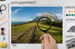 ICAD证书-photoshop基础工具和案例学习